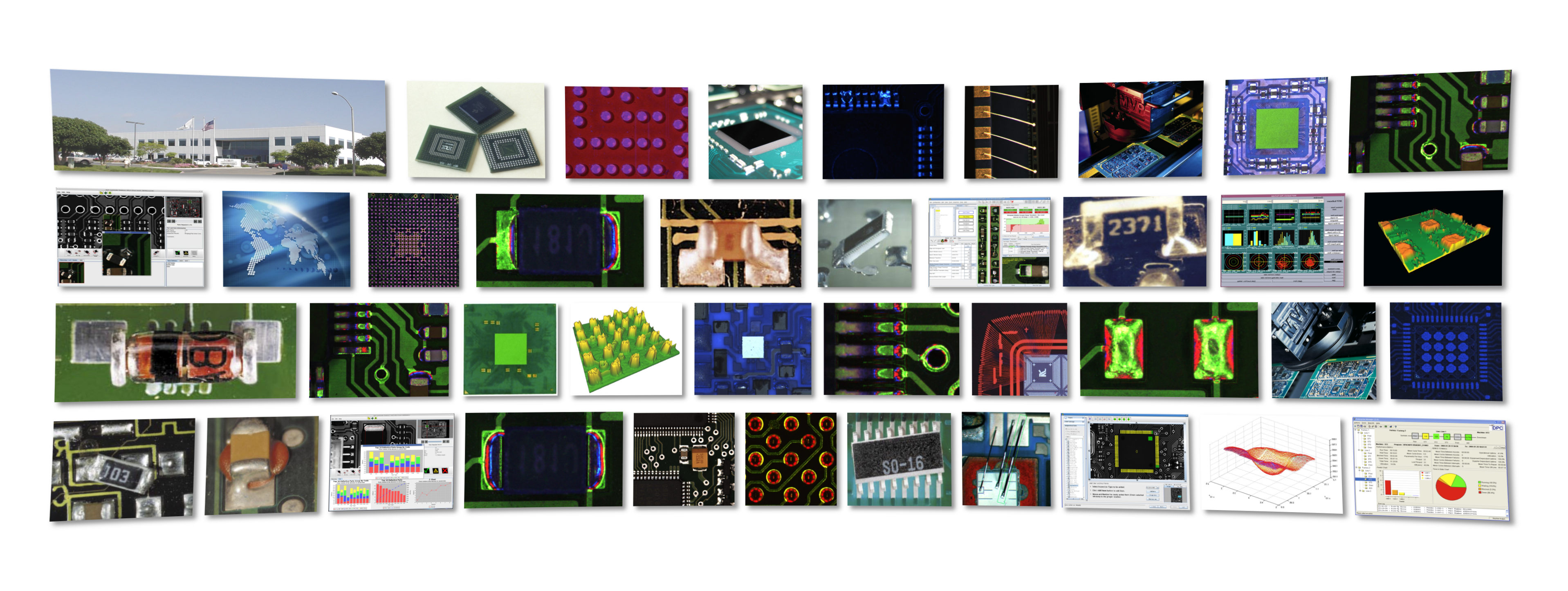 Mvp Aoi Inspection Automated Optical Smt Pcb And Solder Defects Electronics Manufacturing Machine Vision Products Are Leaders In